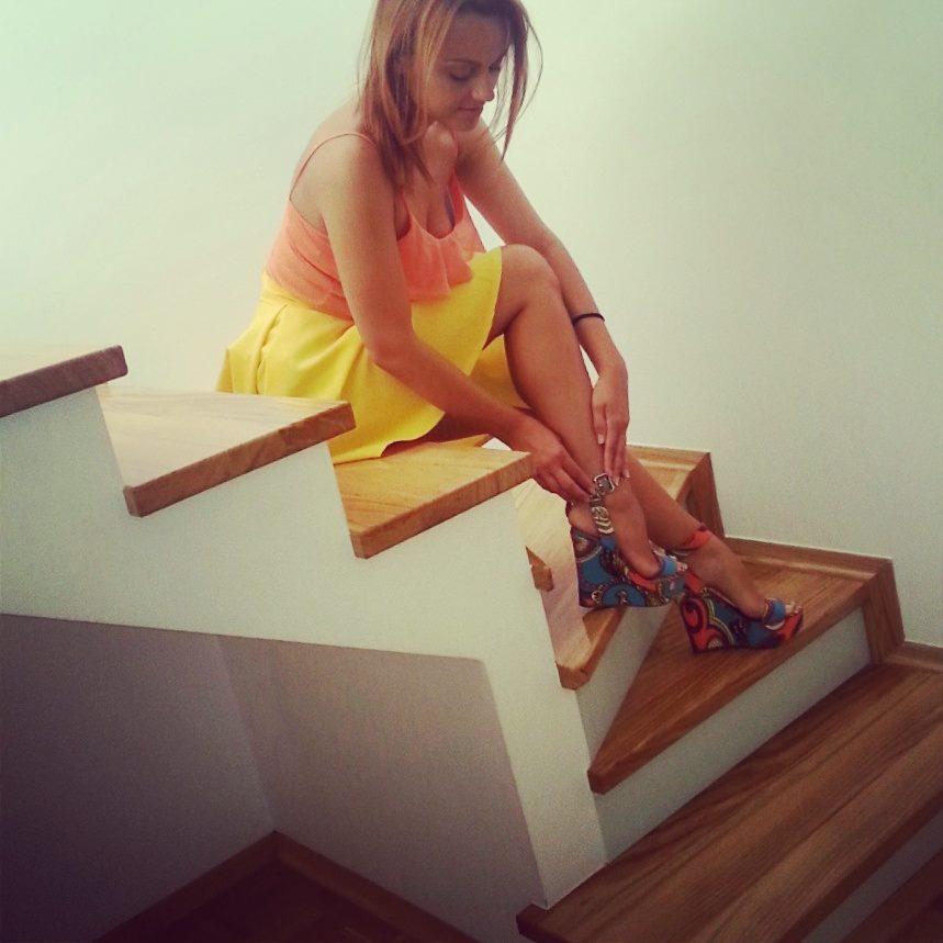 Antonija Sola Feet