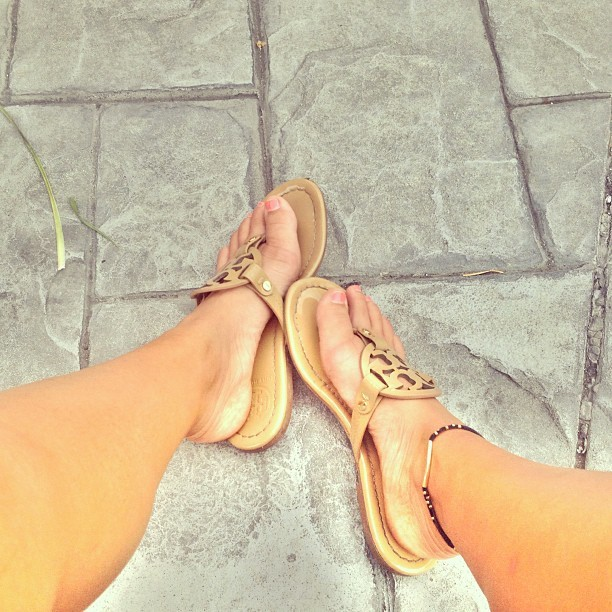 Riley Jensen Feet