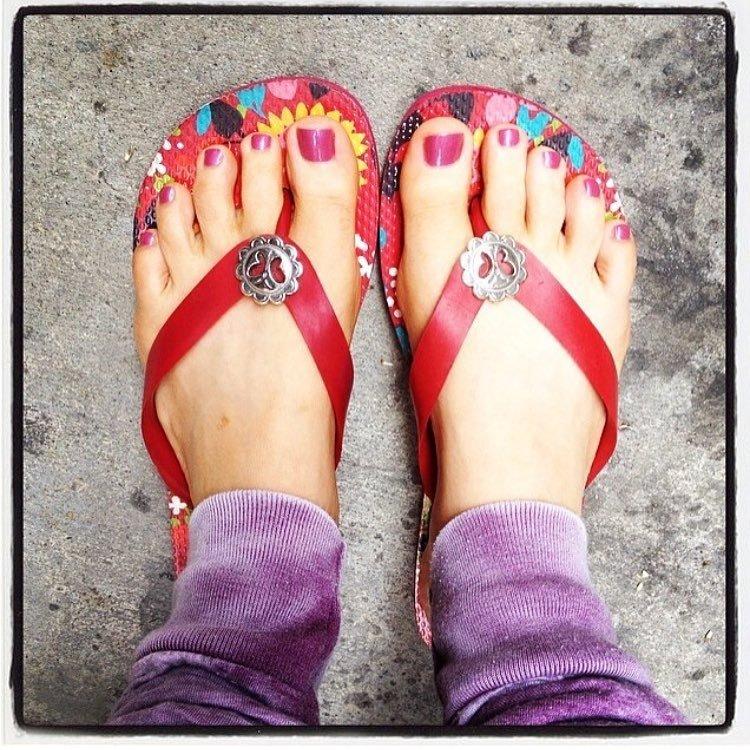 Abbie Cobb Feet