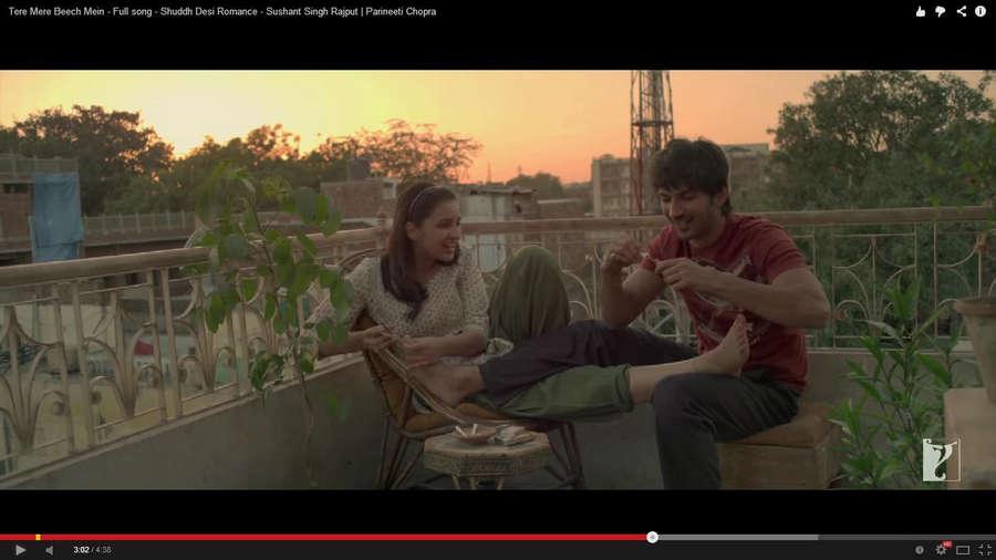 Parineeti Chopra Feet