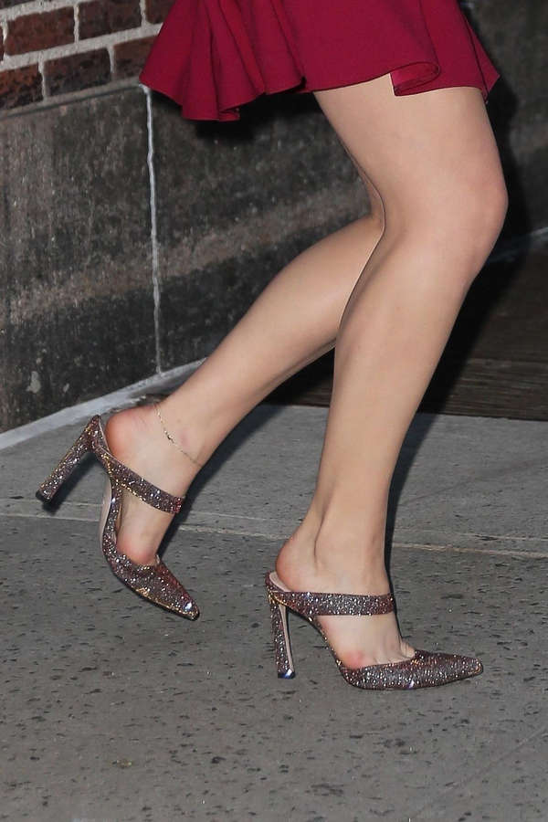 Chloe Grace Moretz Feet