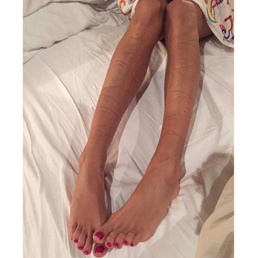 Sophie Hermann Feet