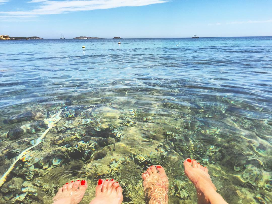 Celine Abrahams Feet