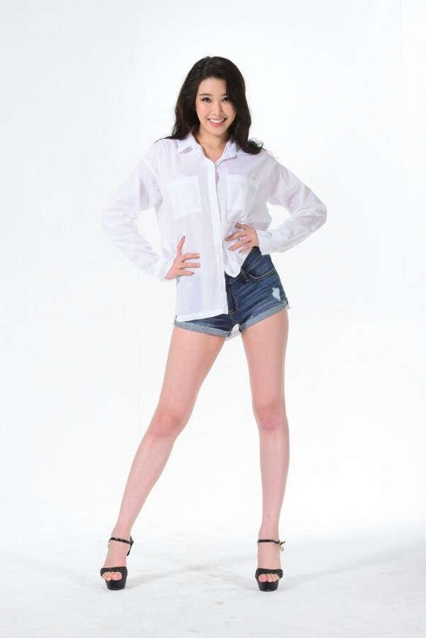 Jenny Kim Feet