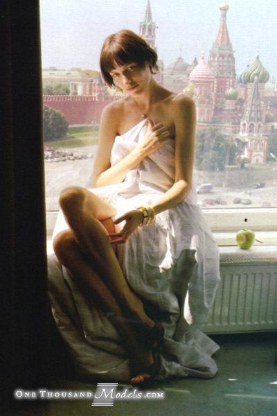 Rie Rasmussen Feet