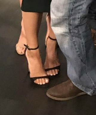 Yvonne Sampson Feet