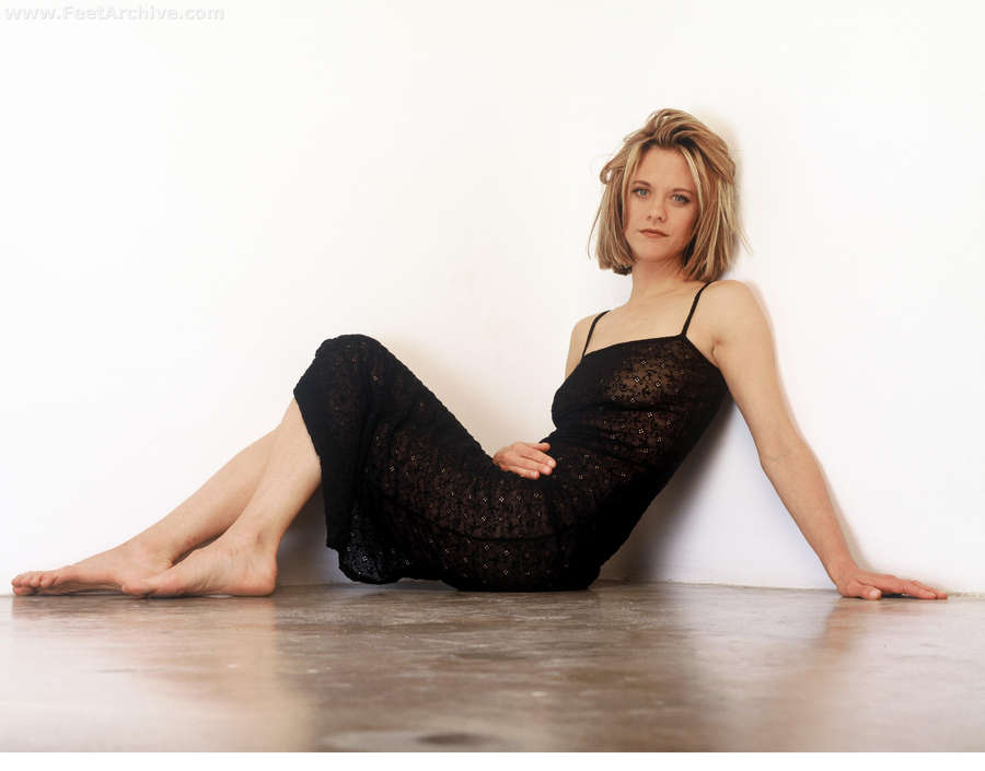 Meg Ryan Feet