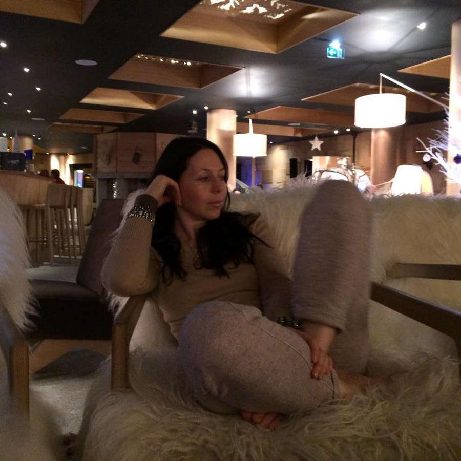 Kristel Verbeke Feet