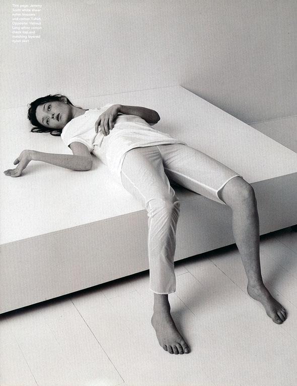 Audrey Marnay Feet