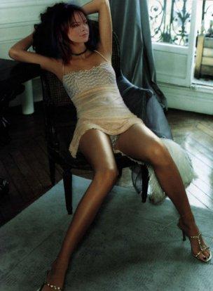 Natasha Klauss Feet