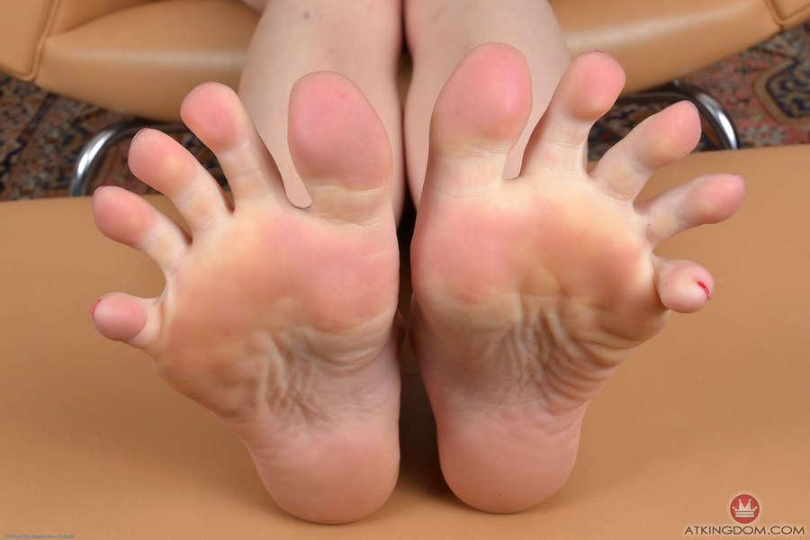 Megan Sage Feet