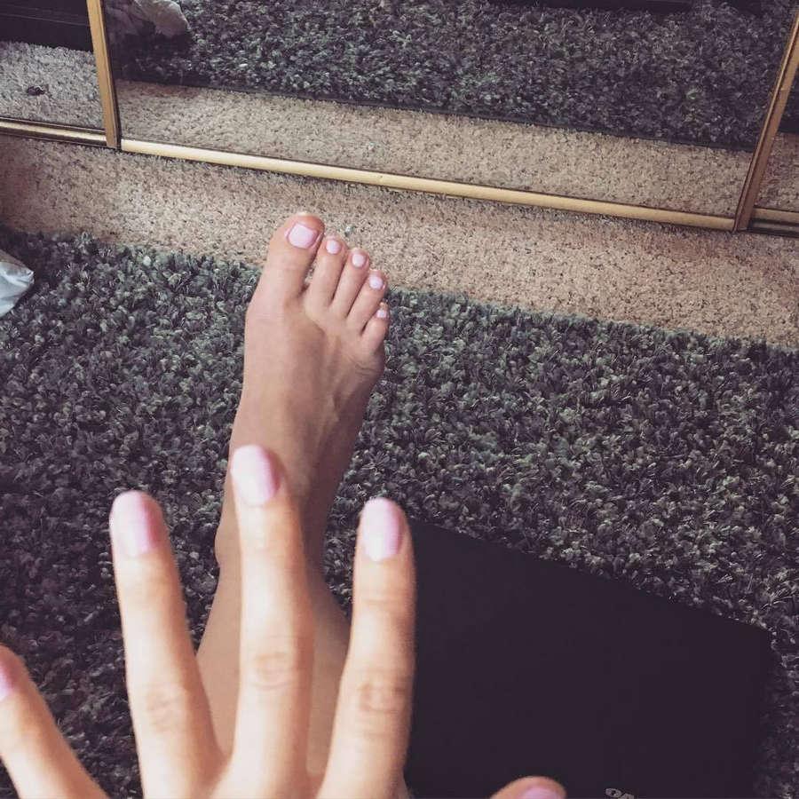 Gia Paige Feet