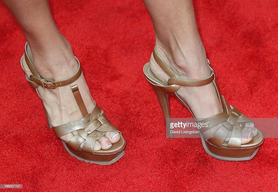 Rosa Blasi Feet