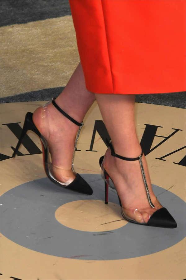 Emilia Clarke Feet