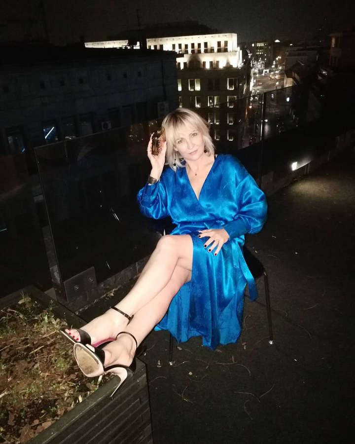 Anna Puslecka Feet