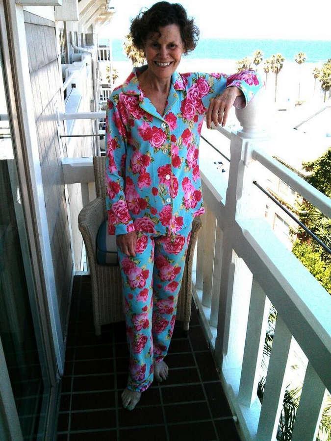 Judy Blume Feet