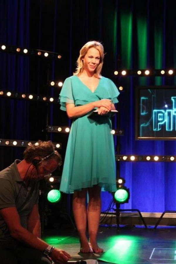 Nicolette Kluijver Feet