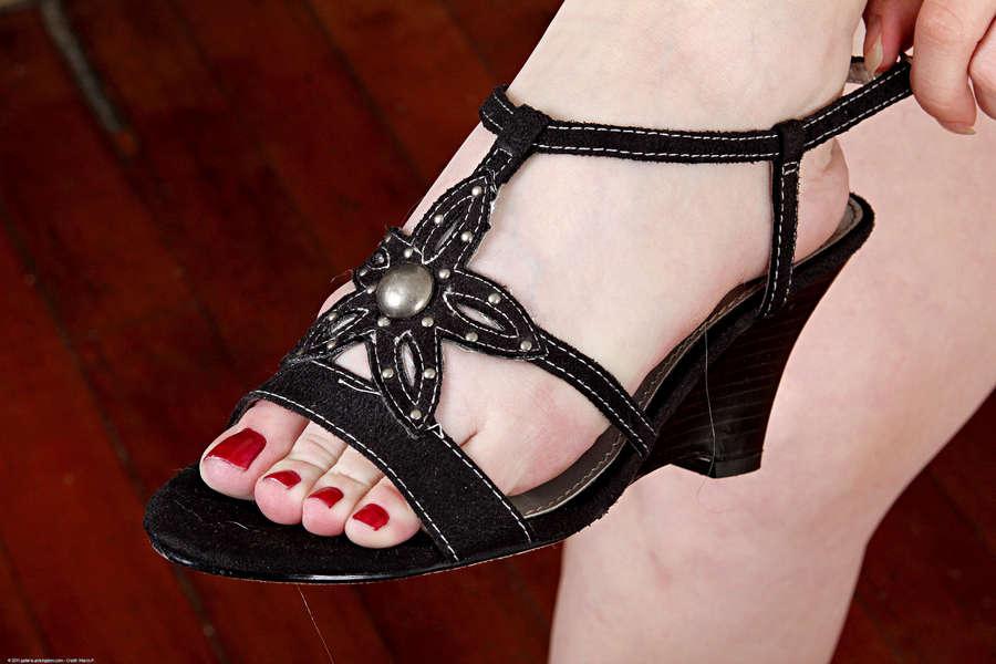 Ranie Mae Feet