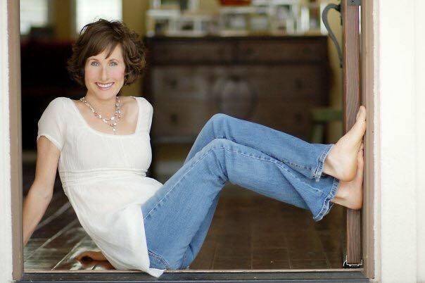 Cathy Silvers Feet