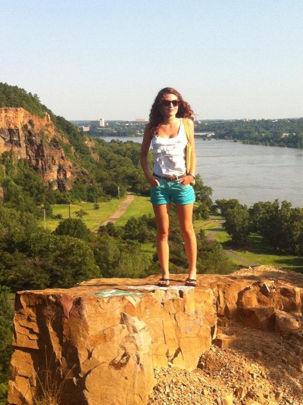 Weronika Parys Feet