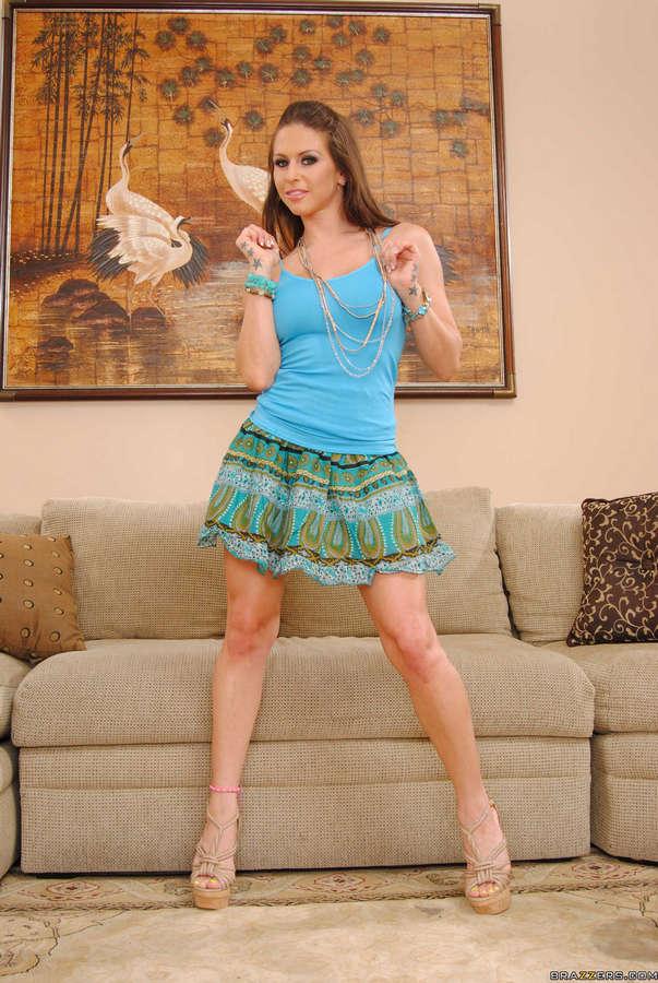 High heel teen double penetration