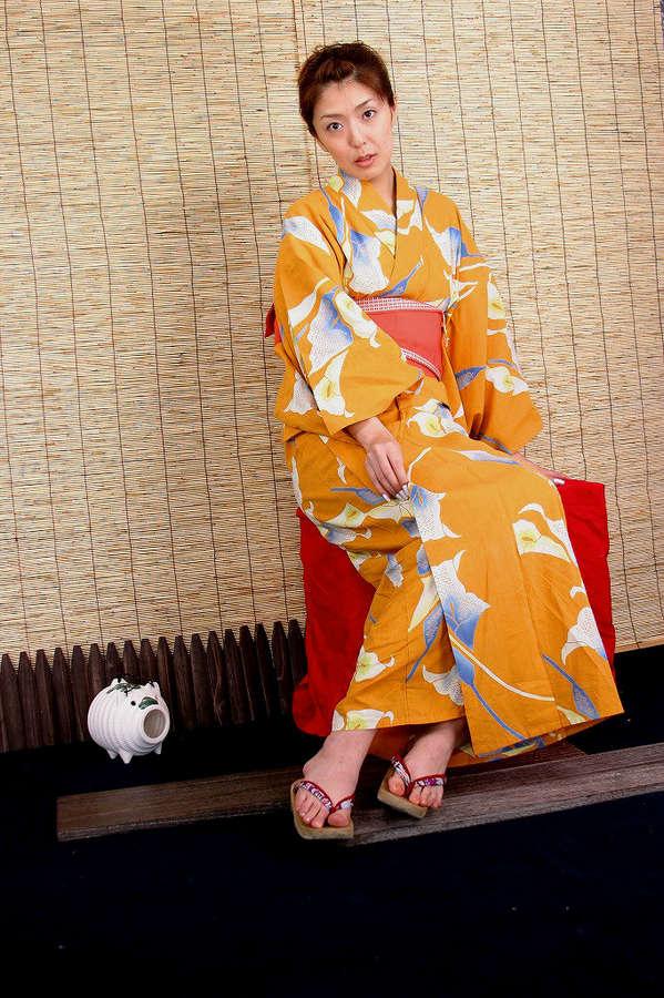 Kyoko Baba Feet