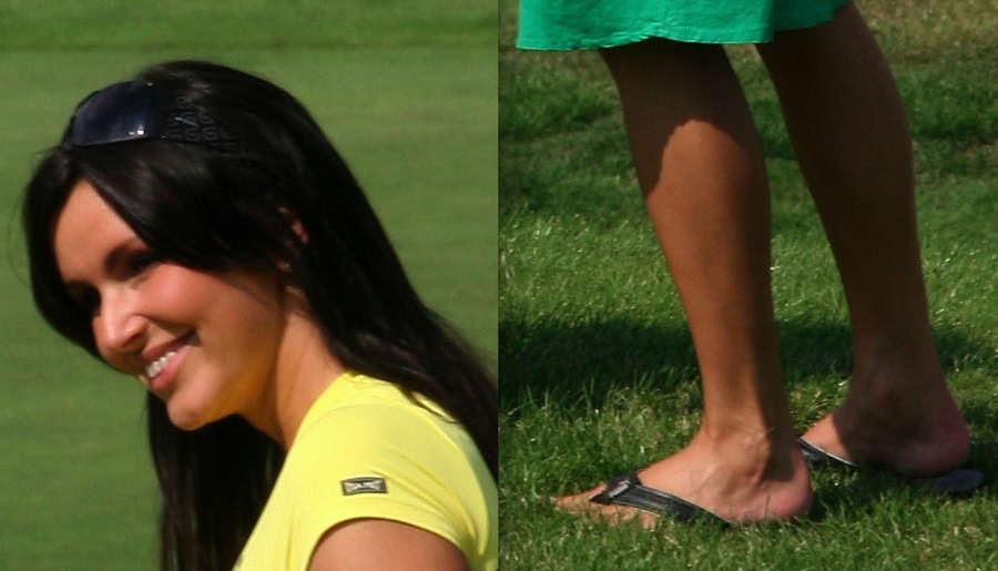 Andrea Vranova Feet