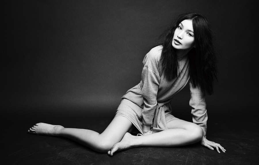 Gemma Chan Feet
