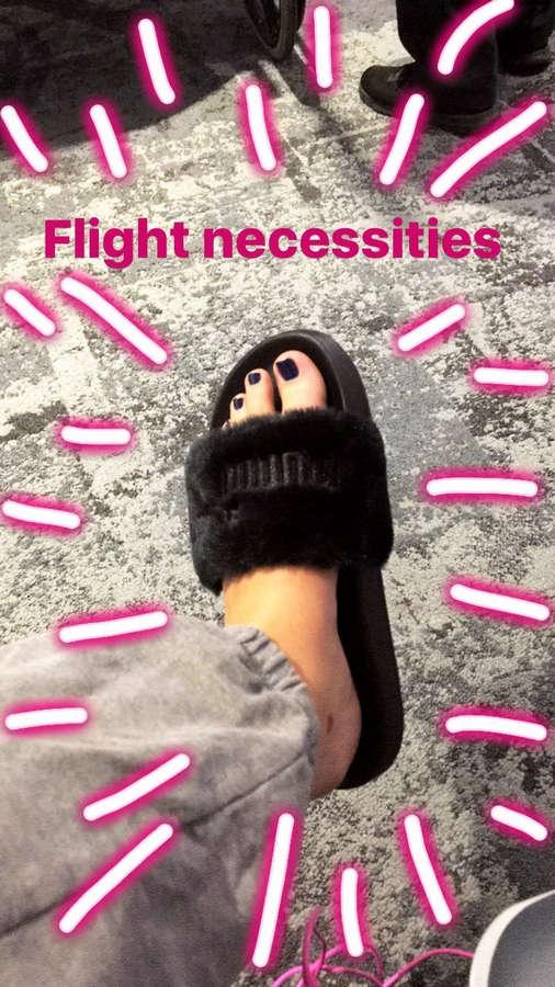 Christina Robinson Feet
