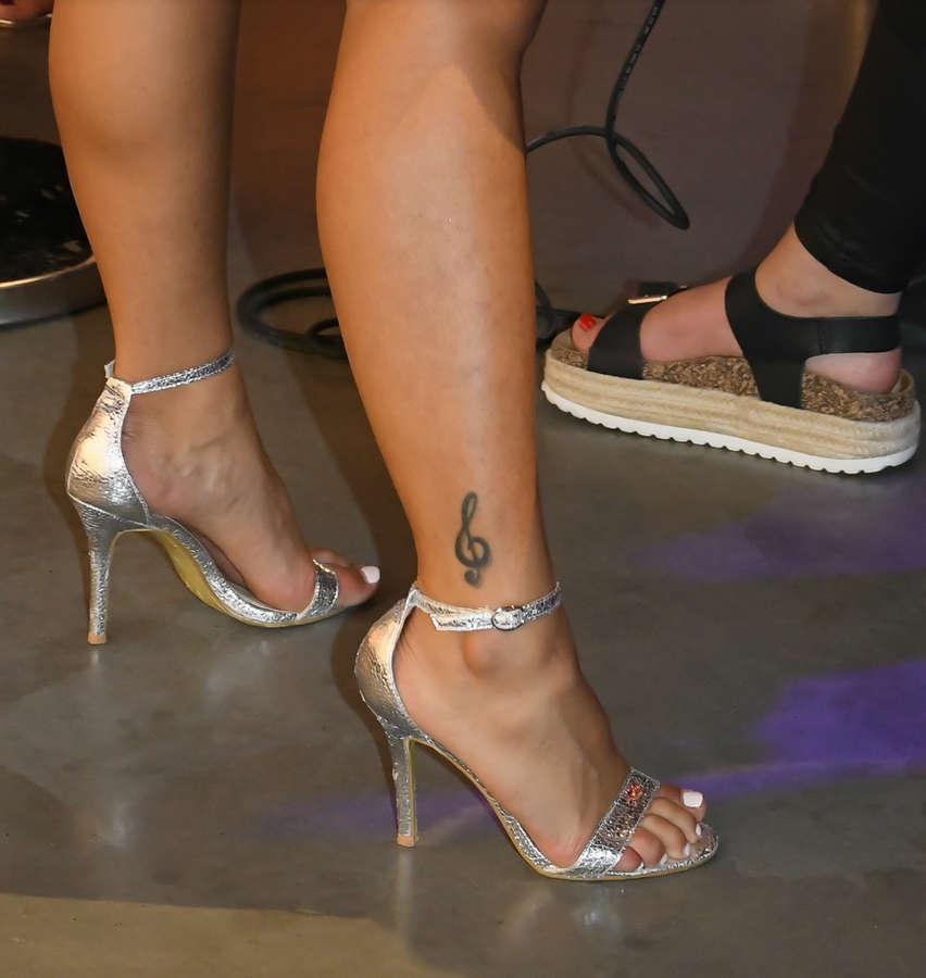 Sarah Engels Feet