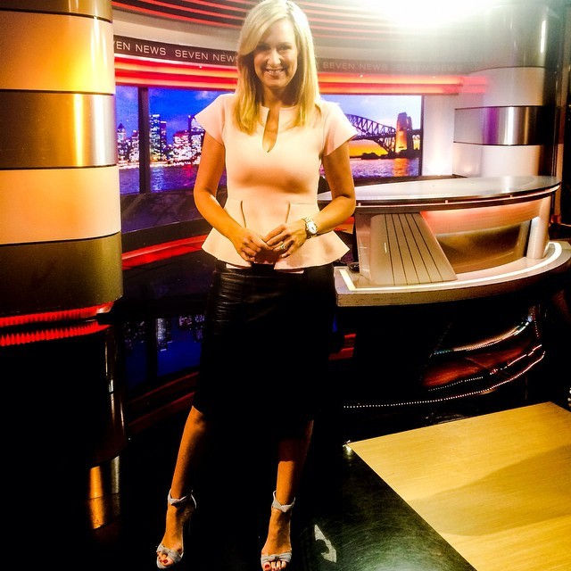 Melissa Doyle Feet