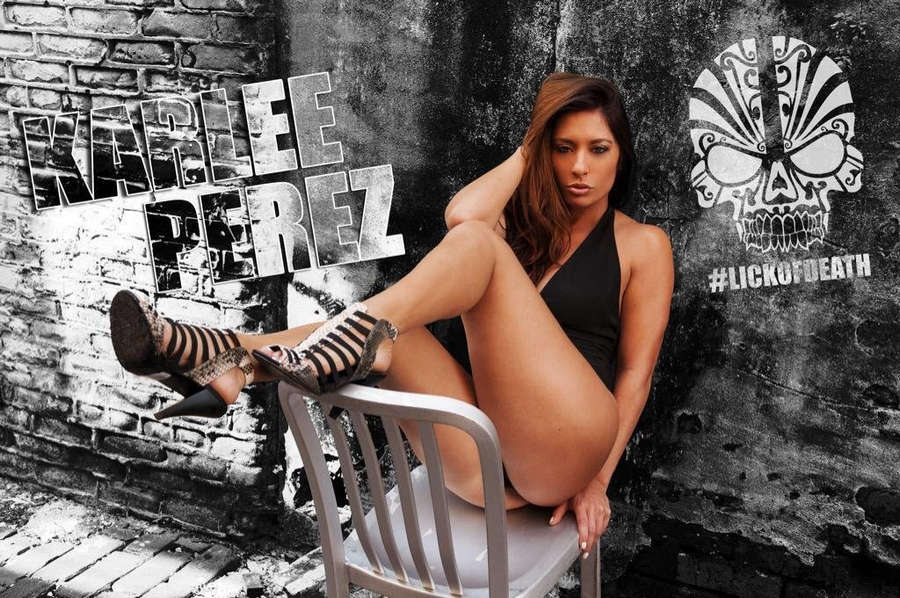 Karlee Perez Feet