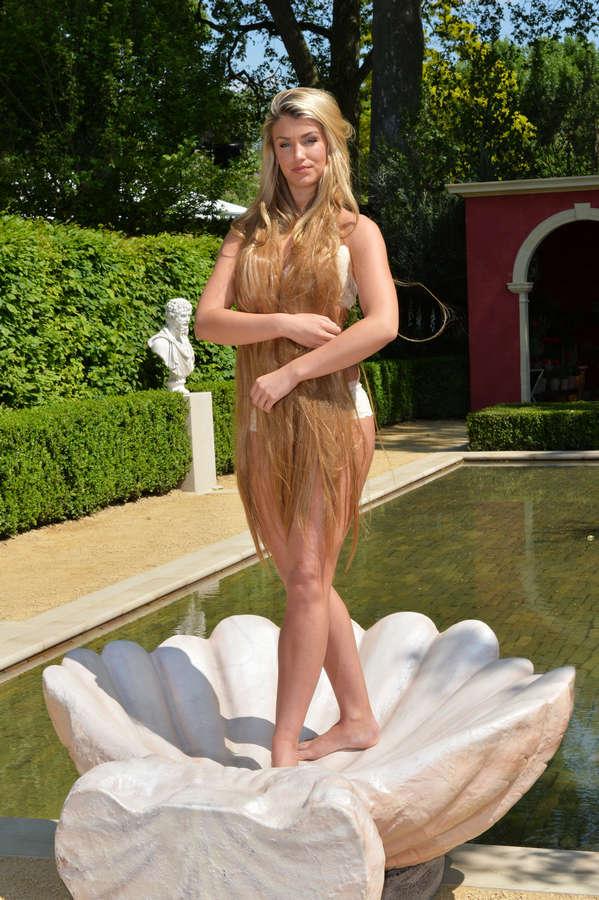 Amy Willerton Feet