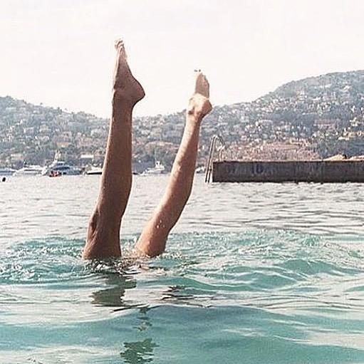 Kylie Olsson Feet