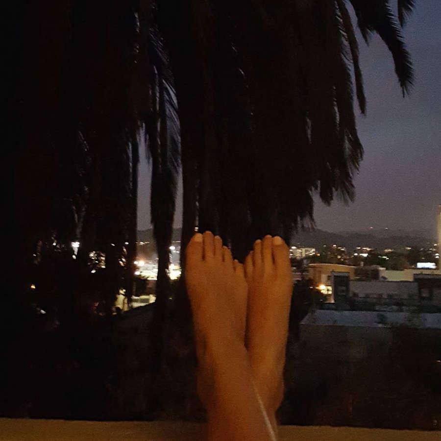 Melissa Haro Feet