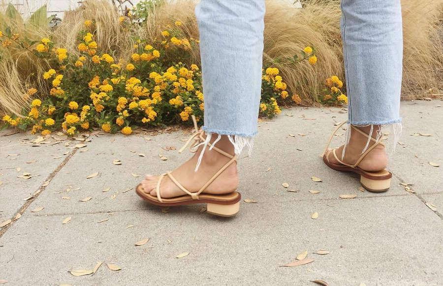 Jodi Balfour Feet