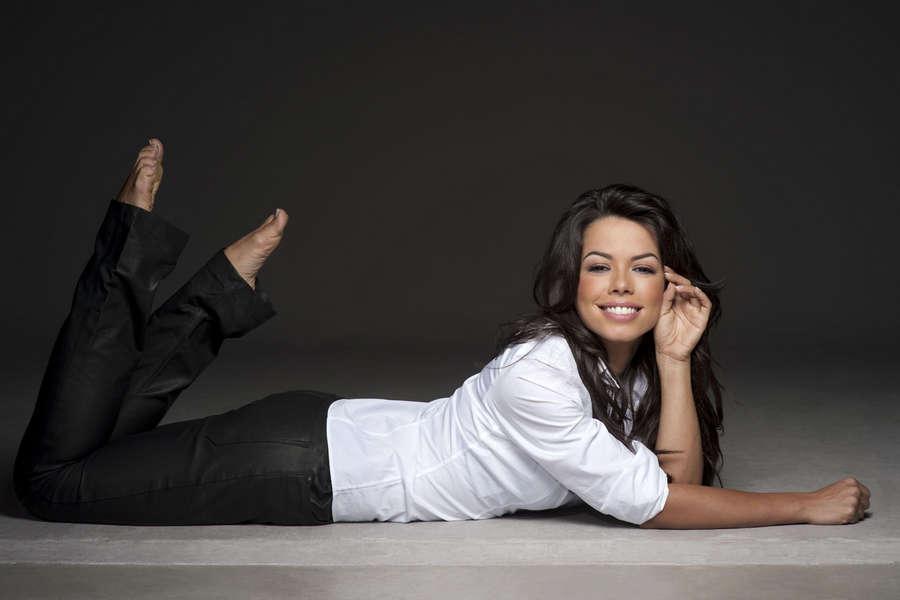 Fernanda Brandao Feet