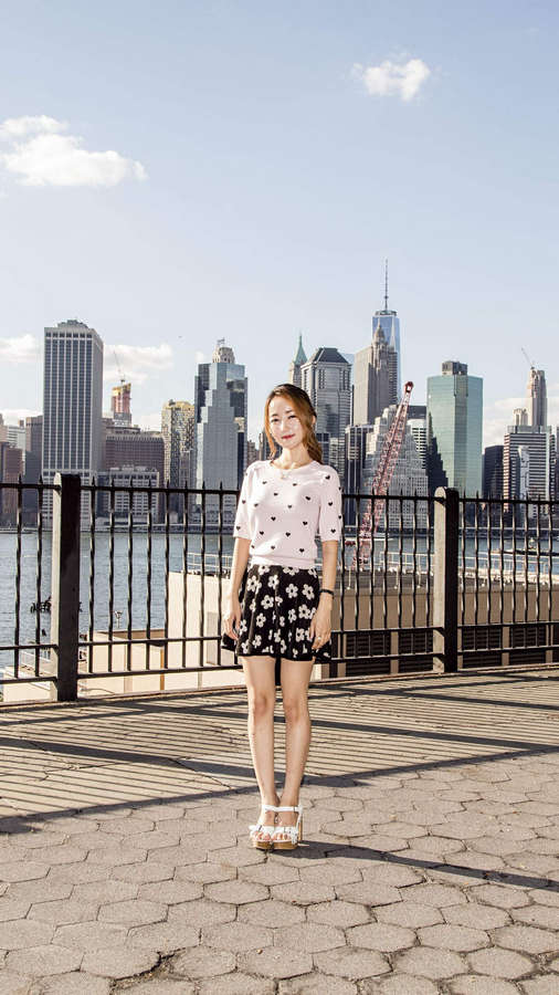 Yeon Mi Park Feet