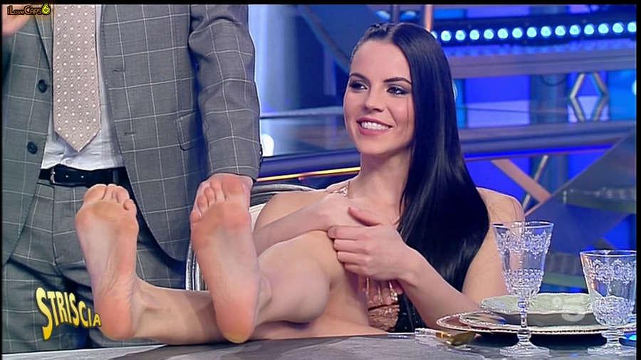 Shaila Gatta Feet