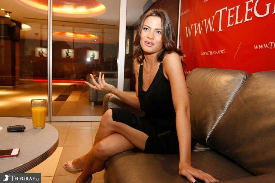 Milica Pavlovic Feet