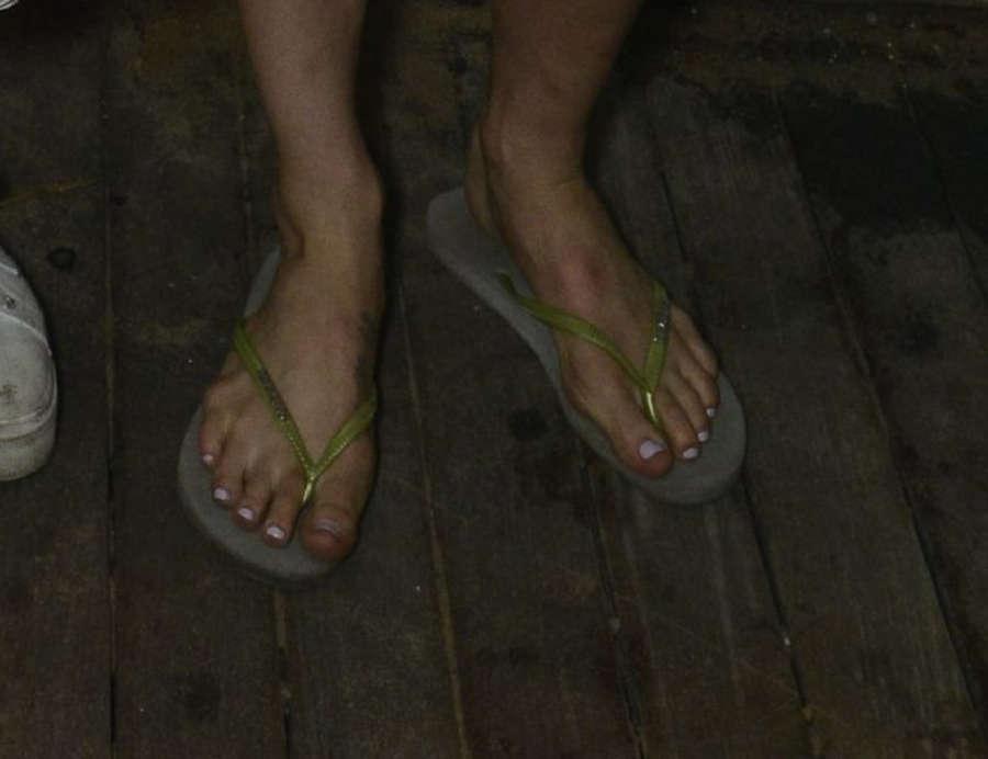 Jessica Stam Feet