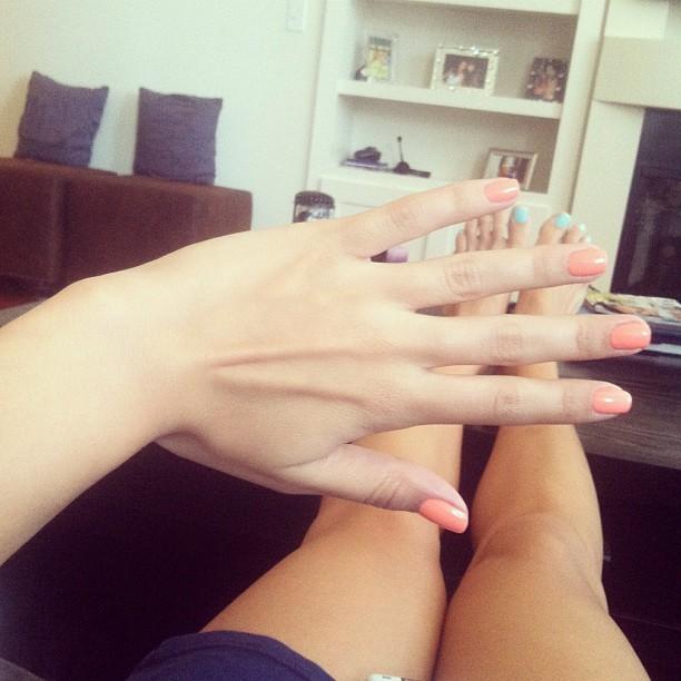 Allie Cohen Feet