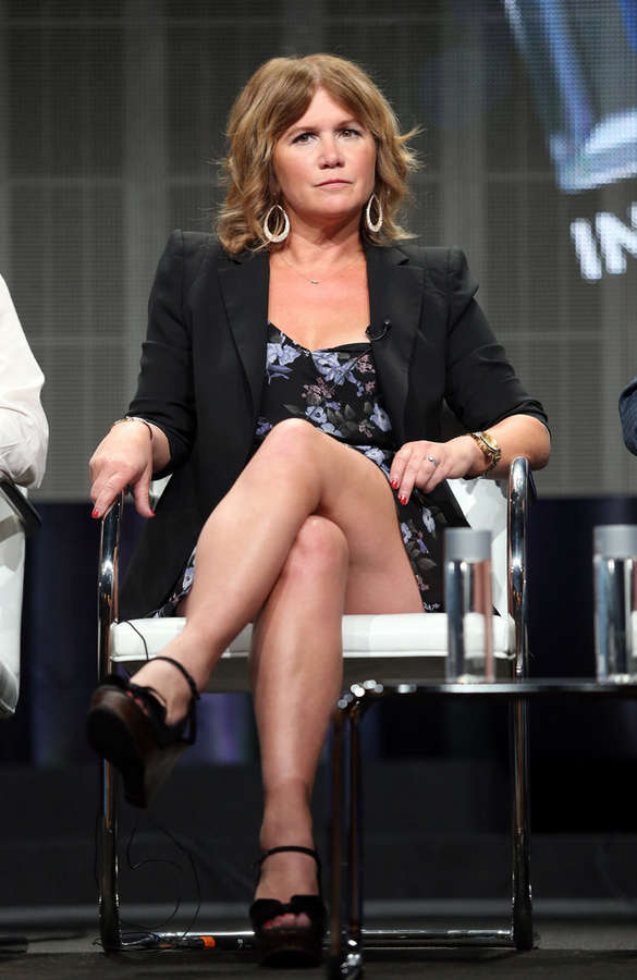 Tracey Gold Feet