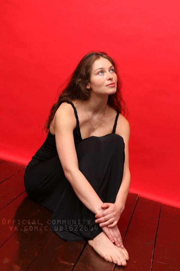 Marina Kazankova Feet