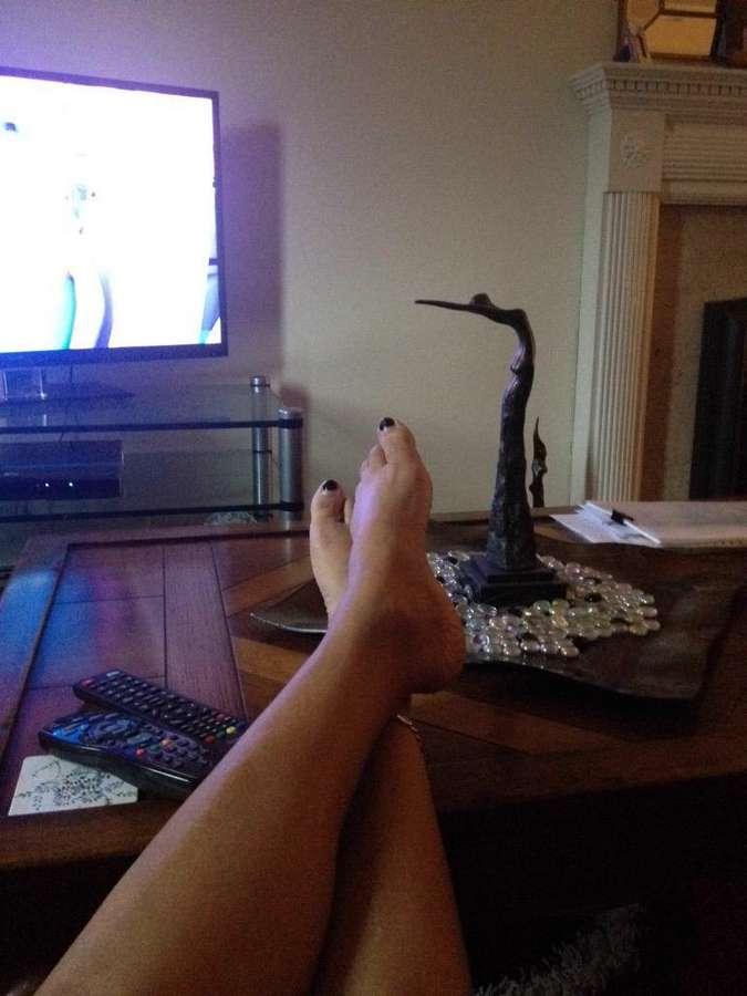 Charmaine Sinclair Feet