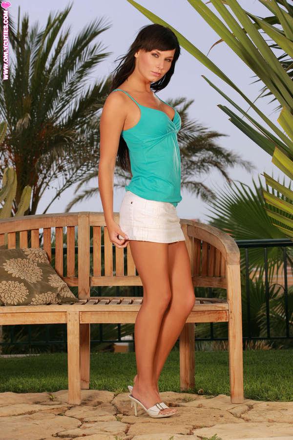 Stacy Da Silva Feet