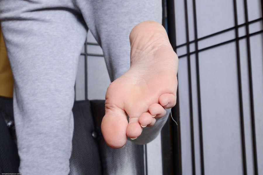 Jenna Marie Feet