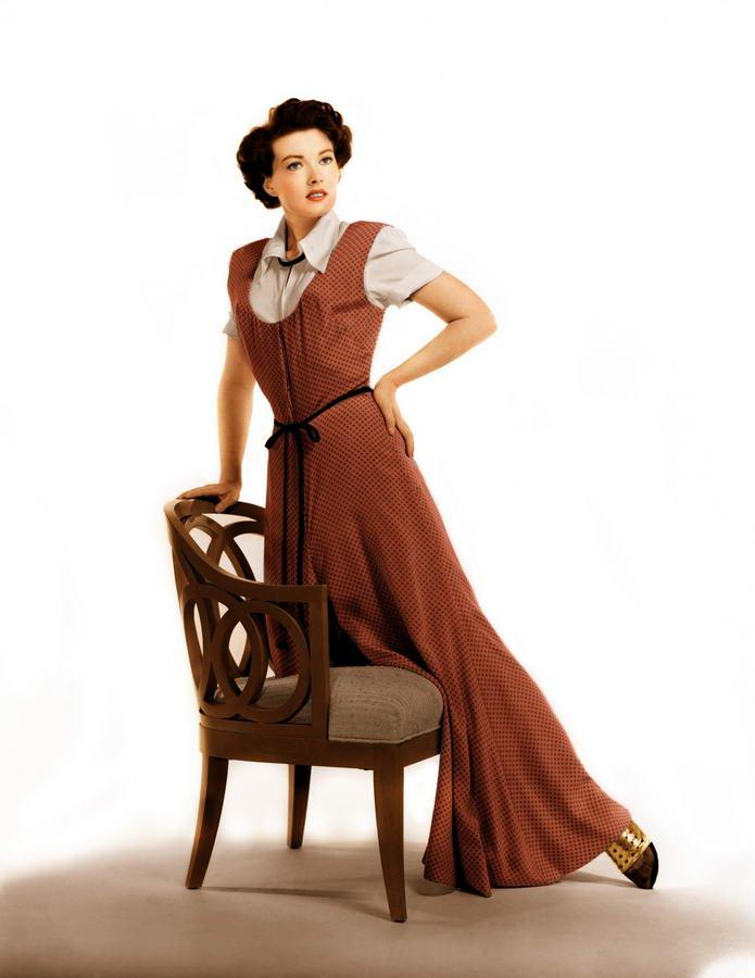 Paula Raymond Feet