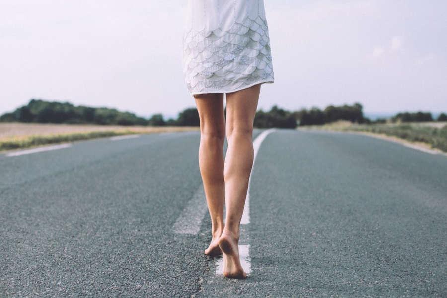 Clara Huet Feet