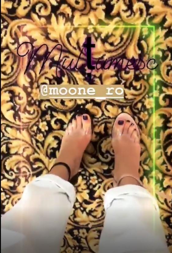 Mira Feet